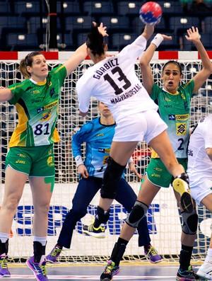Brasil x Hungria Mundial de Handebol (Foto: Cinara Piccolo / Photo&Grafia)