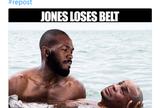"""Cummins vibra por subir no ranking, e Cormier """"renasce"""": as zoações a Jones"""