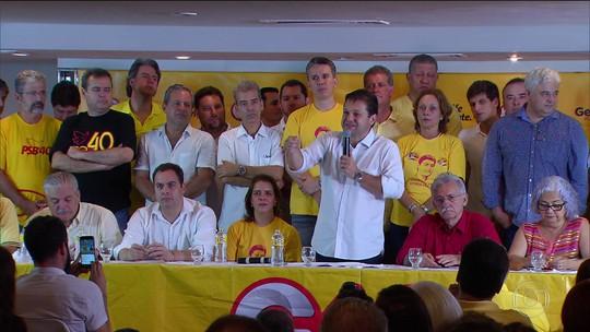 Geraldo Júlio (PSB) é reeleito no Recife com mais de 60% dos votos