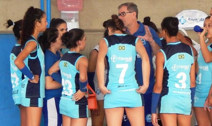 Barra Mansa vai mandar uma equipe sub-15 ao torneio (Foto: Divulgação)