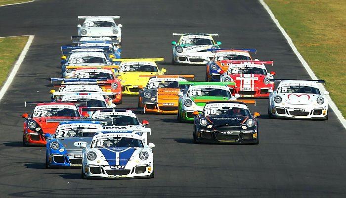 Pedro Piquet vence pela Porsche Cup em Goiânia