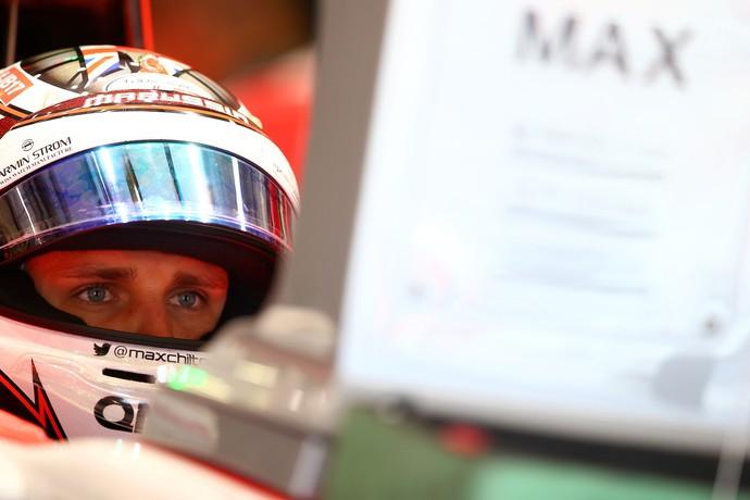 Max Chilton Sochi GP da Rússia (Foto: Getty Images)