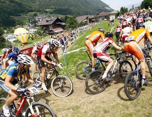 Largada Ciclismo (Foto: Divulgação/UCI)
