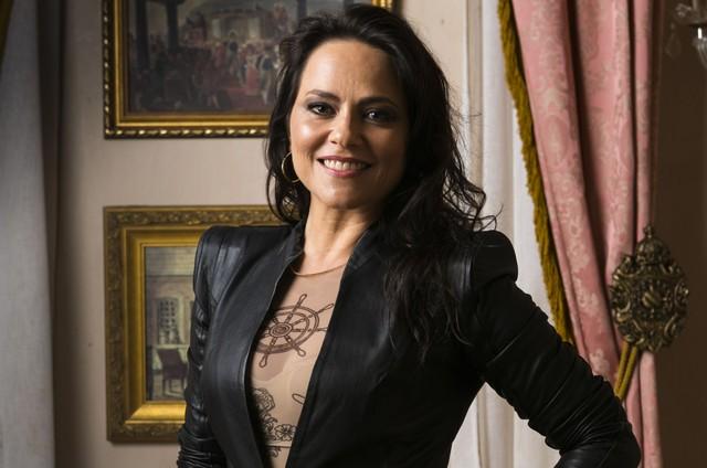 Vivianne Pasmanter (Foto: Globo/Raquel Cunha)