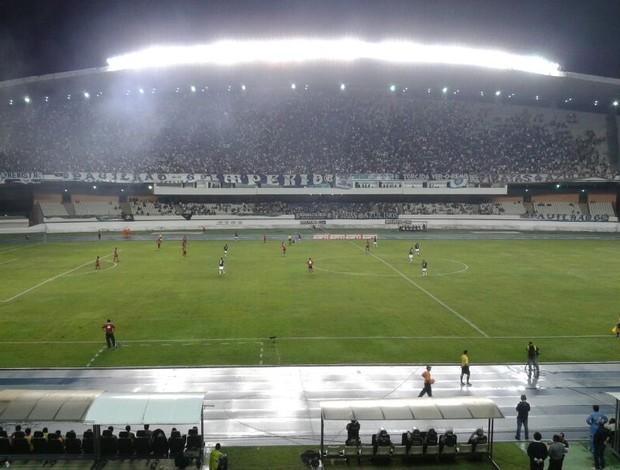 Mais de 20 mil torcedores empurraram o Remo no Mangueirão contra o Fla  (Foto  3ce2be69cf4dc