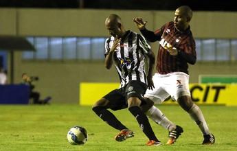 Atlético-PR e Tupi-MG decidem vaga na Copa do Brasil para salvar semestre