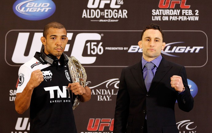 José Aldo x Frankie Edgar UFC (Foto: Divulgação / UFC)