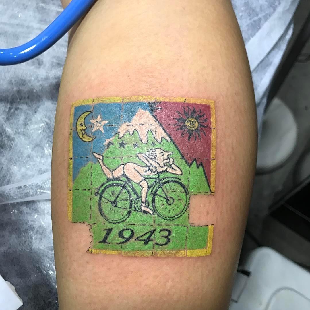 Algumas Tatuagens Do Primeiro Dia De Tattoo Week Rio 2017