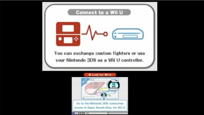 Nintendo 3DS poderá ser utilizado como controle na versão de Super Smash Bros. para Wii U. (Foto: Reprodução/Polygon) (Foto: Nintendo 3DS poderá ser utilizado como controle na versão de Super Smash Bros. para Wii U. (Foto: Reprodução/Polygon))