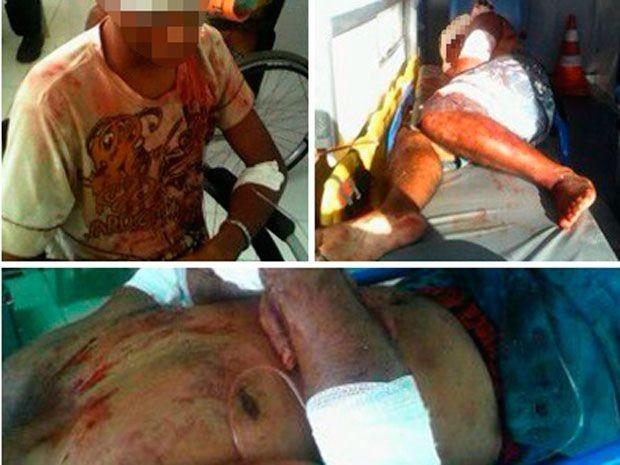 Presos denunciam casos de tortura no presídio de Jequié, na Bahia (Foto: Defensoria/Divulgação)