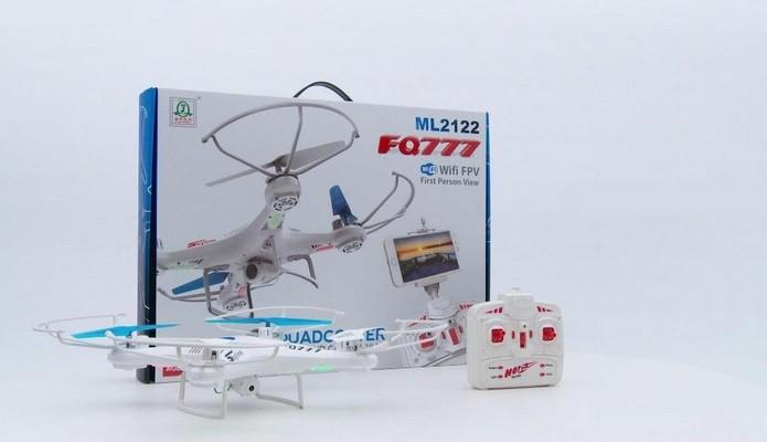 Drone ML2122 (Foto: Divulgação/FQ777)