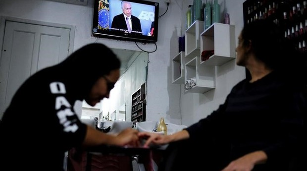 serviços, Temer (Foto: REUTERS/Nacho Doce)