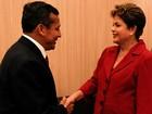 Dilma faz visita oficial ao Peru para assinar acordos de cooperação