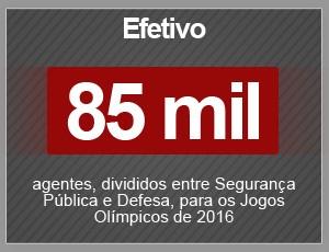 Selo Olimpico 01 (Foto: Divulgação/Ministério da Justiça)