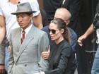 Angelina Jolie dirigiu filme próximo ao local de sequestro em Sydney