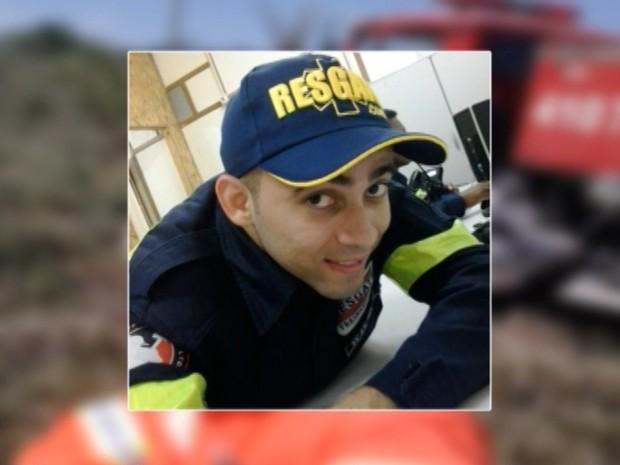 Bombeiro civil desaparecido no Pará (Foto: Reprodução / TV Liberal)