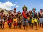 Encontro de Culturas reúne indígenas e manifestações tradicionais em GO