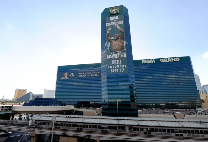 MGM Grand Hotel, Las Vegas (Foto: Getty Images)