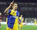 Amauri recusa possível transferência para o Botafogo: 'Não me interesso'