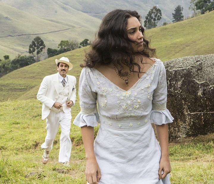 Eriberto Leão será o sedutor Ernesto (Foto: Inácio Moraes/Gshow)