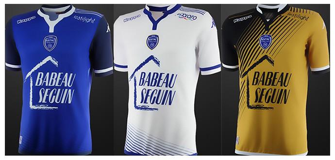fff242d76 Veja todas as camisas das equipes do Campeonato Francês de 2015 2016 ...