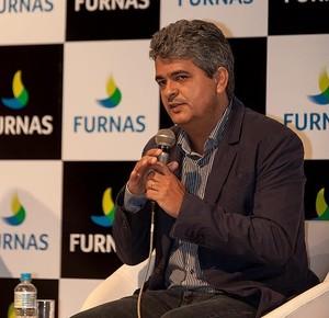 Ney Franco em debate no Footlink (Foto: Divulgação)
