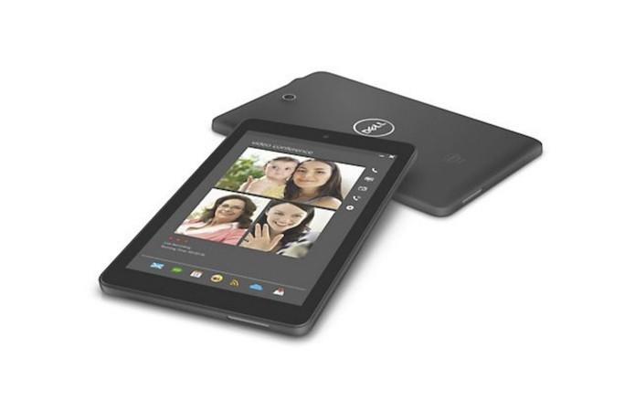 Dell Venue 8 tem Android 4.2.2 (Jelly Bean) e tela de oito polegadas (Foto: Divulgação/Dell)