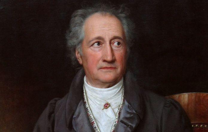 Goethe narrou a venda da alma do personagem Fausto ao demônio literário Mefistófeles (Foto: G.Meiners/Wikimedia Commons)