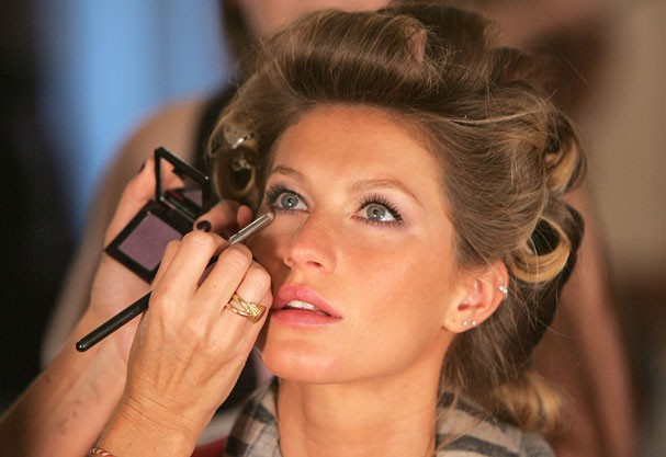 gisele_makeup (Foto: Getty Images)