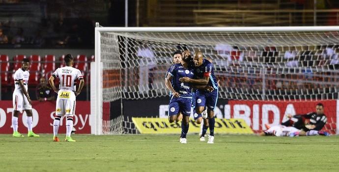 São Paulo x São Bento Pitty (Foto: Marcos Ribolli)