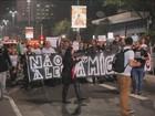 Protesto contra a Lei de Migração tem confusão e prisões em São Paulo