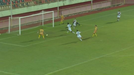 Galvez massacra Vasco-AC com goleada de 7 a 2 na Arena da Floresta