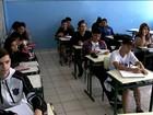 Alunos reclamam da falta de estrutura em reposição de aula em escola de SP