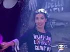 Fátima Bernardes dança funk com Ludmilla na TV e conquista a internet