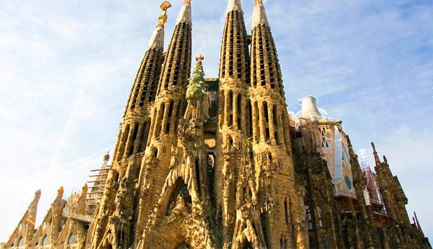 La Sagrada Familia (Foto: Divulgao)