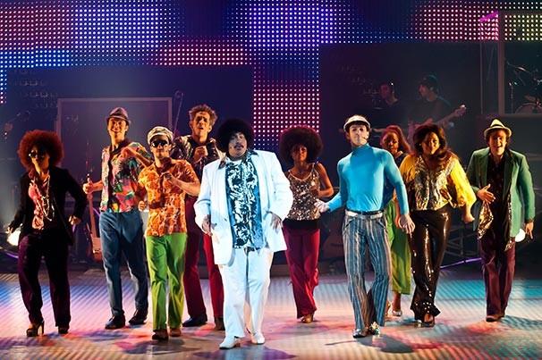 """""""Tim Maia – Vale Tudo, o Musical"""" é baseado na biografia escrita por Nelson Motta (Foto: Caio Gallucci)"""