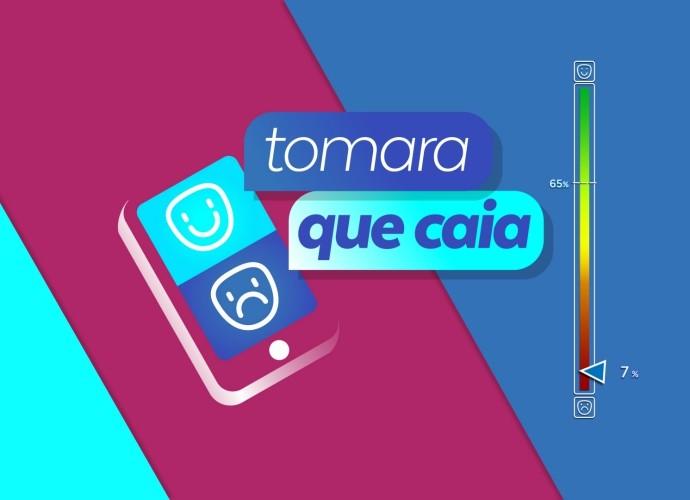Tela de votação do Tomara que Caia (Foto: TV Globo)