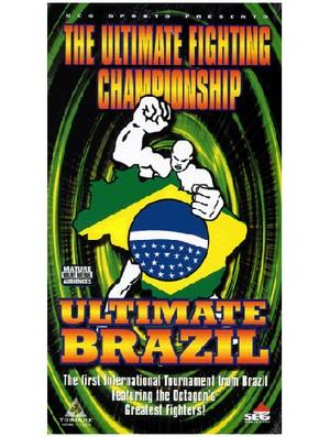 UFC Brazil de 1998  (Foto: Reprodução)