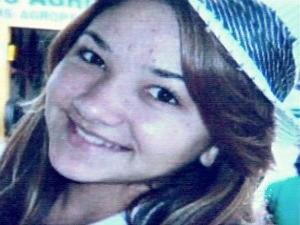 Garota de 15 anos foi assassinada em Barro, e namorado é o único suspeito (Foto: TV Verdes Mares/Reprodução)
