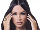 Fernanda D'avila posa sexy para campanha de joias
