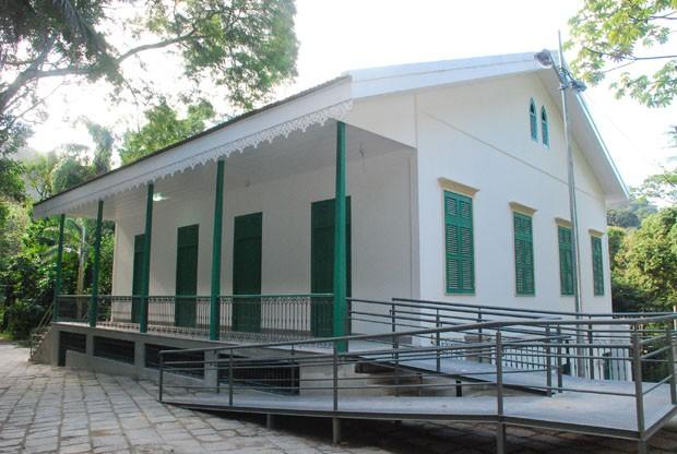 Museu da Cidade no RJ é reaberto com exposição de Oskar Metsavaht (Foto: Divulgação)