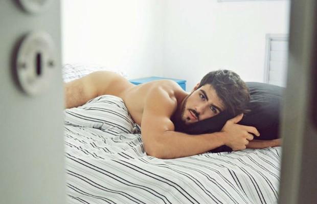 Juliano Laham (Foto: Sergio Santoian/The Male Nude Project)