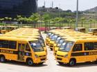 Cidades da Zona da Mata recebem 59 novos ônibus escolares do estado