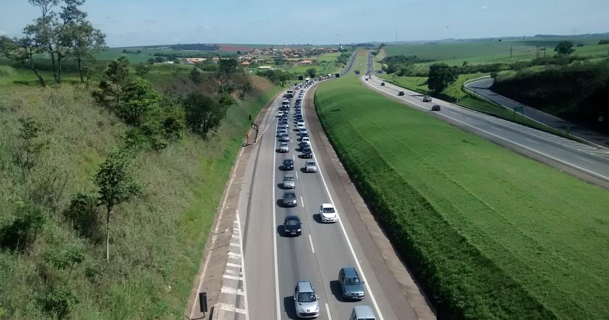 Balanço parcial aponta tráfego de mais de 303 mil veículos na região - Globo.com