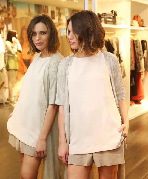 Bruna Linzmeyer em evento de marca de roupas (Foto: Reprodução Instagram)