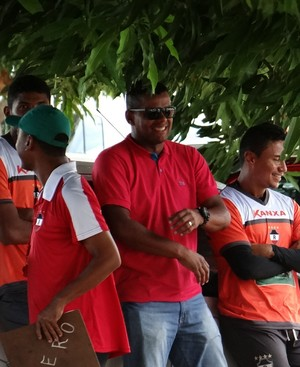 Capitão, River-PI  (Foto: Josiel Martins)