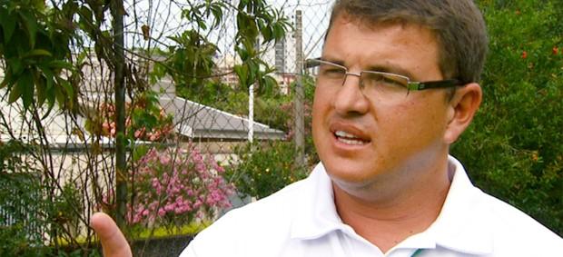 Odair Batistella, técnico do Guarani na Copa São Paulo de Juniores (Foto: Reprodução / EPTV)