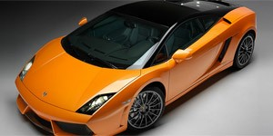 lamborghini gallardo bicolore (Foto: Divulga&#231;&#227;o)