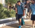 """Victorino se diz tranquilo e promete """"deixar tudo"""" contra o Internacional"""