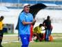 """Piza comemora vitória do Taubaté: """"precisávamos dar uma resposta"""""""